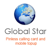 Global Star Pinless